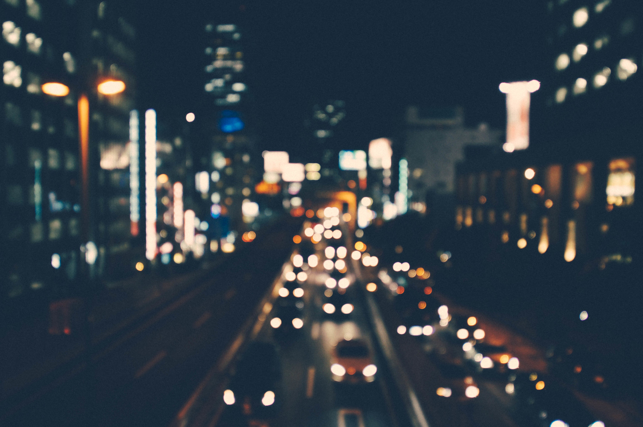 CITY STREET Photo by Israel Sundseth
